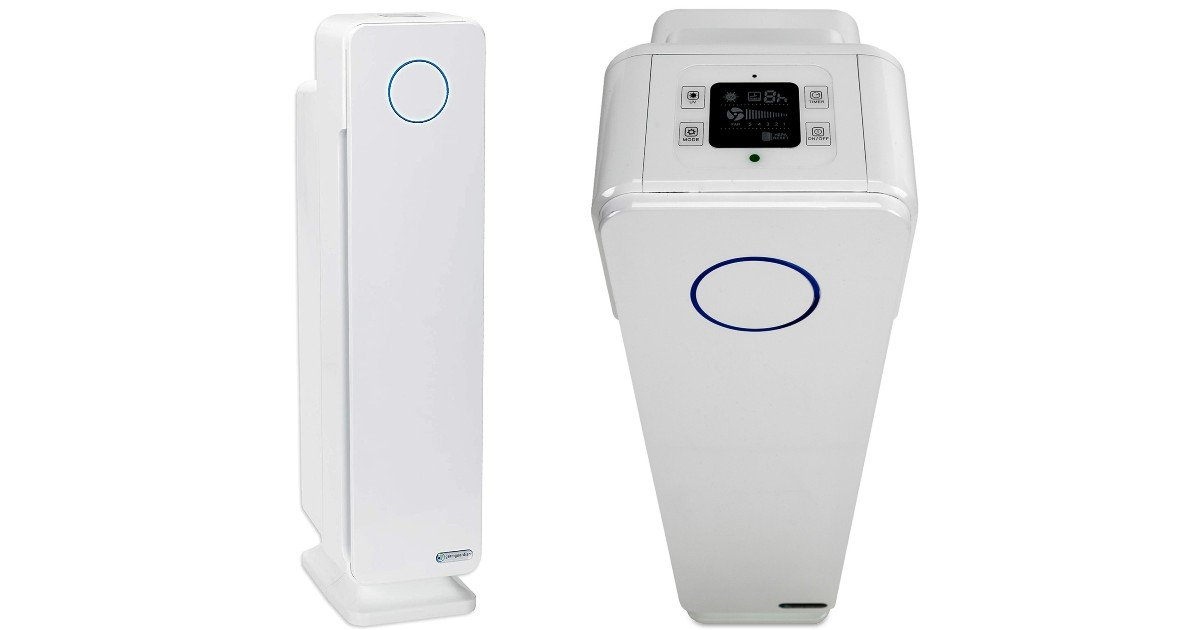 4-in-1 Tower Air Purifier