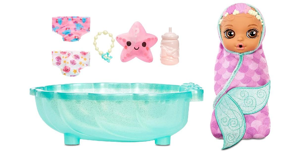 Baby Born Surprise Mermaid Surprise ONLY $19.99 (Reg. $40)