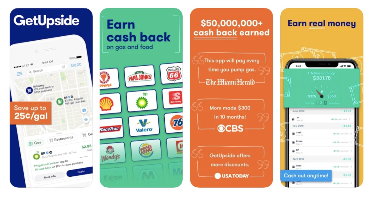 Get Cash Back When You Get Gas