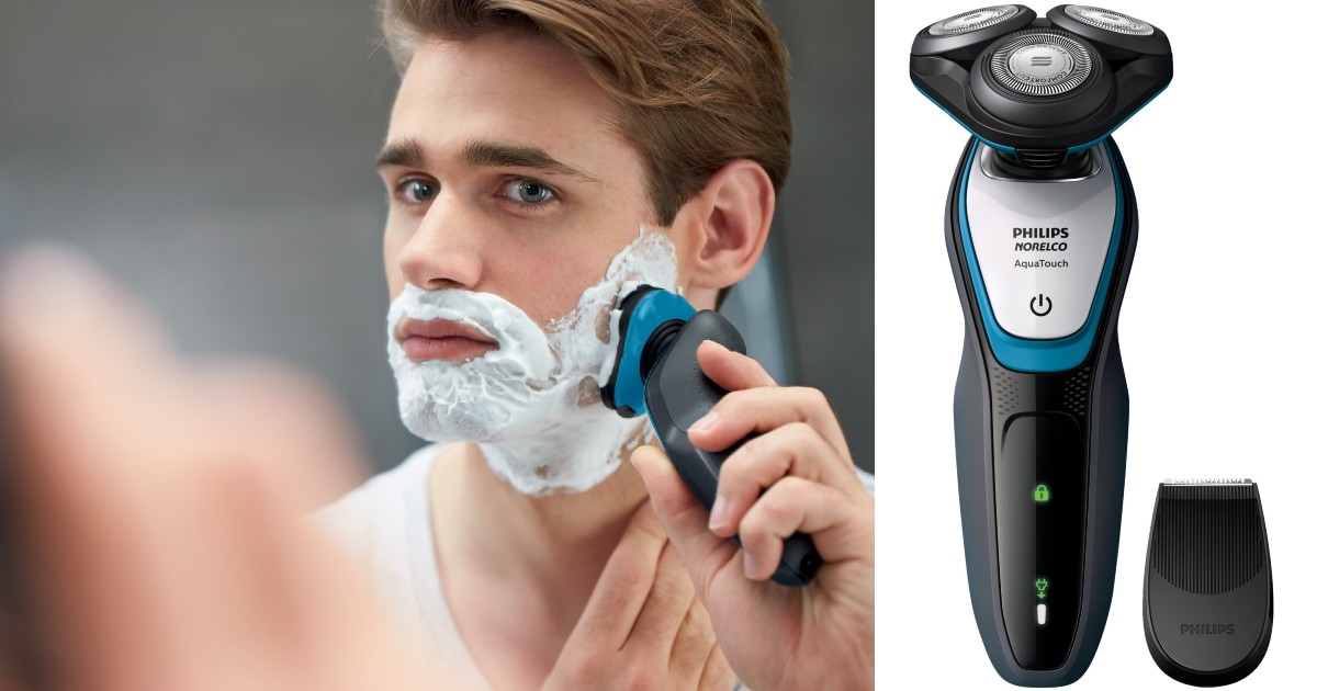 Philips Norelco Aquatouch Trimmer