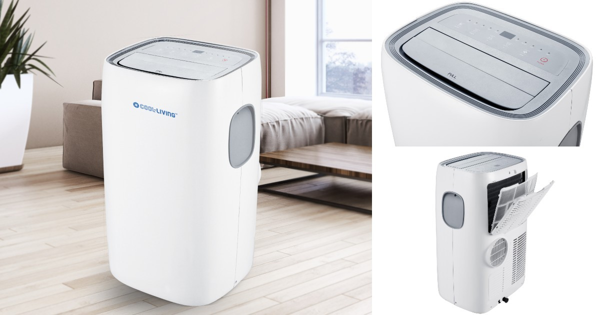 Cool-Living Portable 3-in-1 Air Conditioner