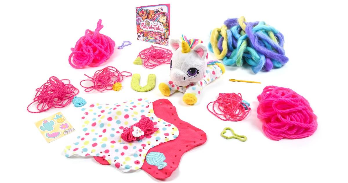 Kids DIY Collectible Plush Toy...