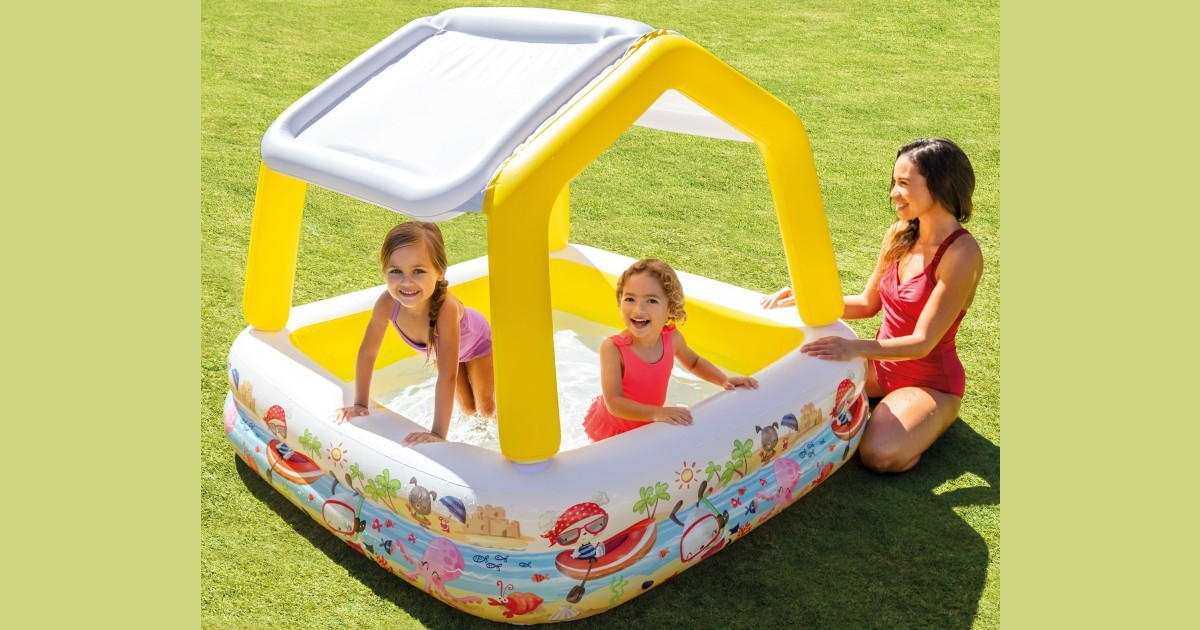 Intex Inflatable Kids Swimming...