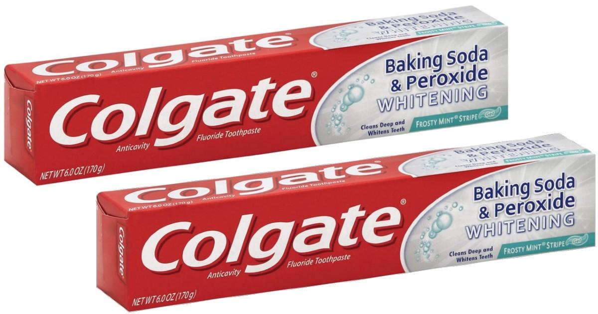 FREE Colgate Toothpaste at Target