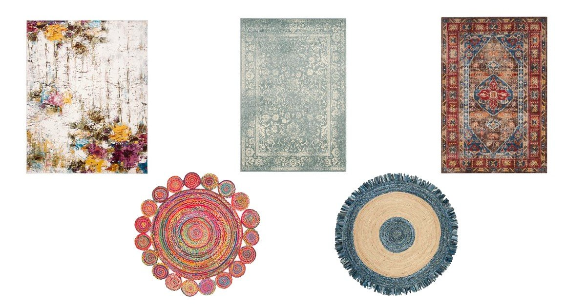 80% Off Safavieh Rugs + Extra 15% Off at Checkout