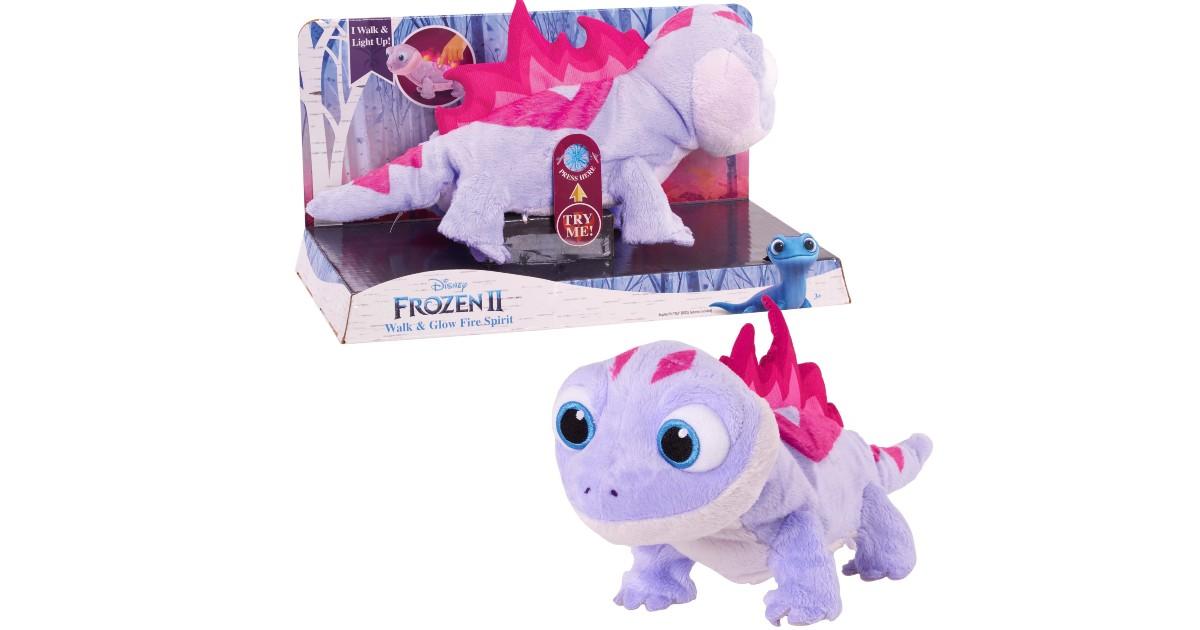 Disney Frozen 2 Bruni The Salamander Toy