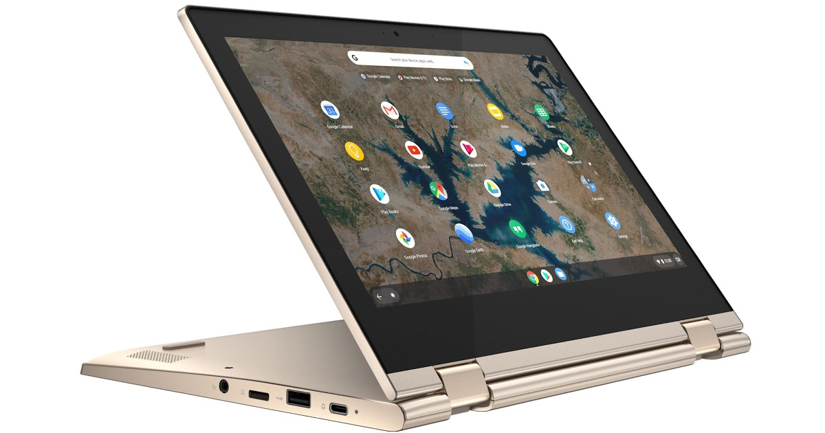 Lenovo Chromebook Flex 3 Touchscreen Laptop