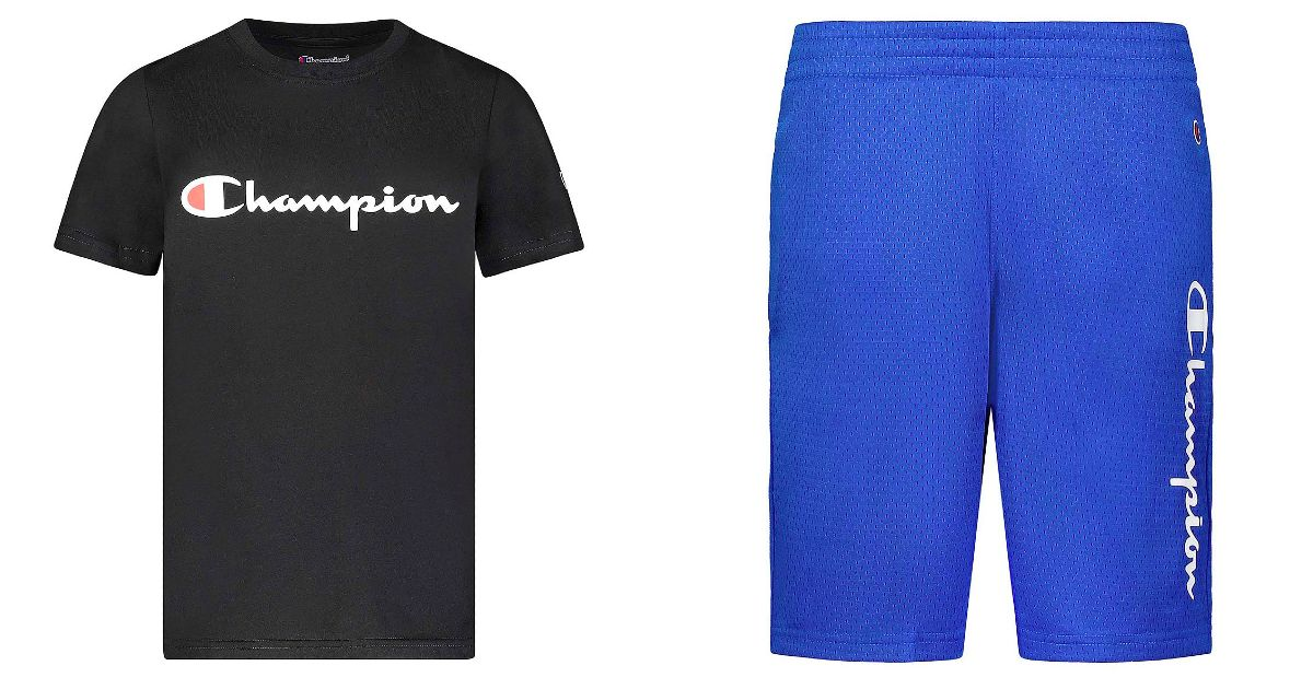 Champion Kids Starting at $5.09 with Exclusive Extra 15% Off
