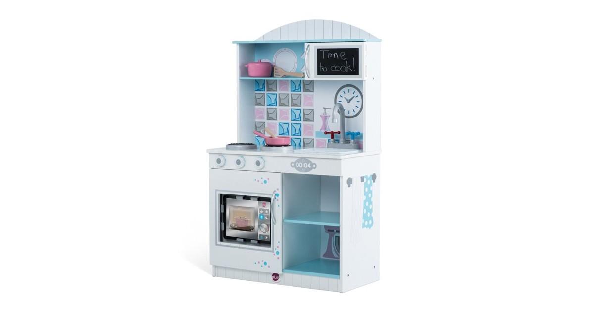 Plum Wooden Play Kitchen ONLY $49.98 (Reg. $100)