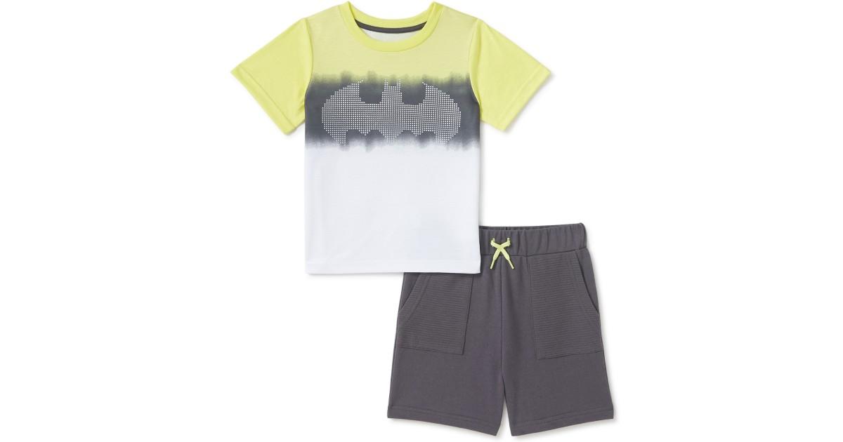 Toddler Boy 2 Piece Set at Walmart ONLY $5 (Reg $11)
