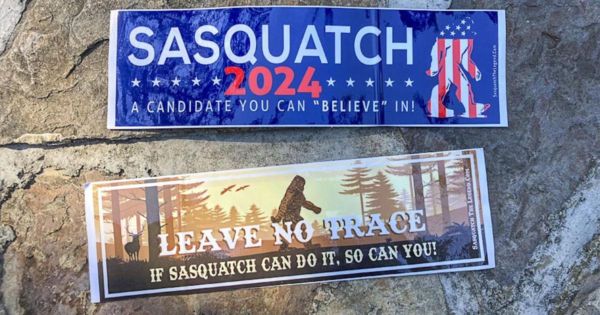 Sasquatch the Legend