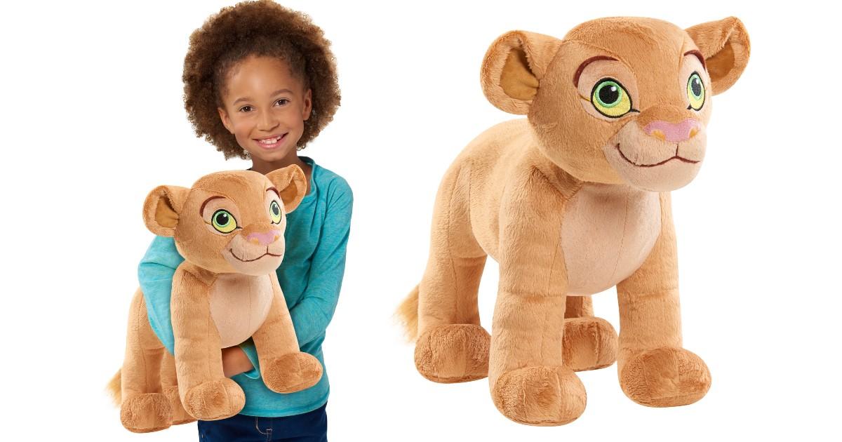 Disney Lion King Jumbo Nala Pl...