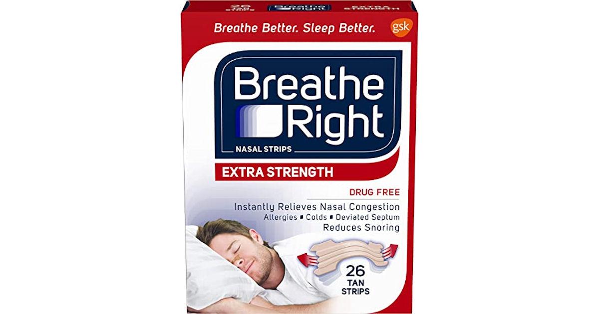 FREE Sample of Breathe Right E...