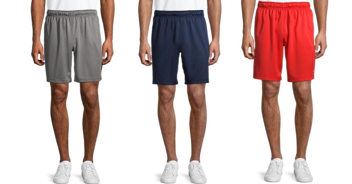 Russell Mens Active Shorts ONL...