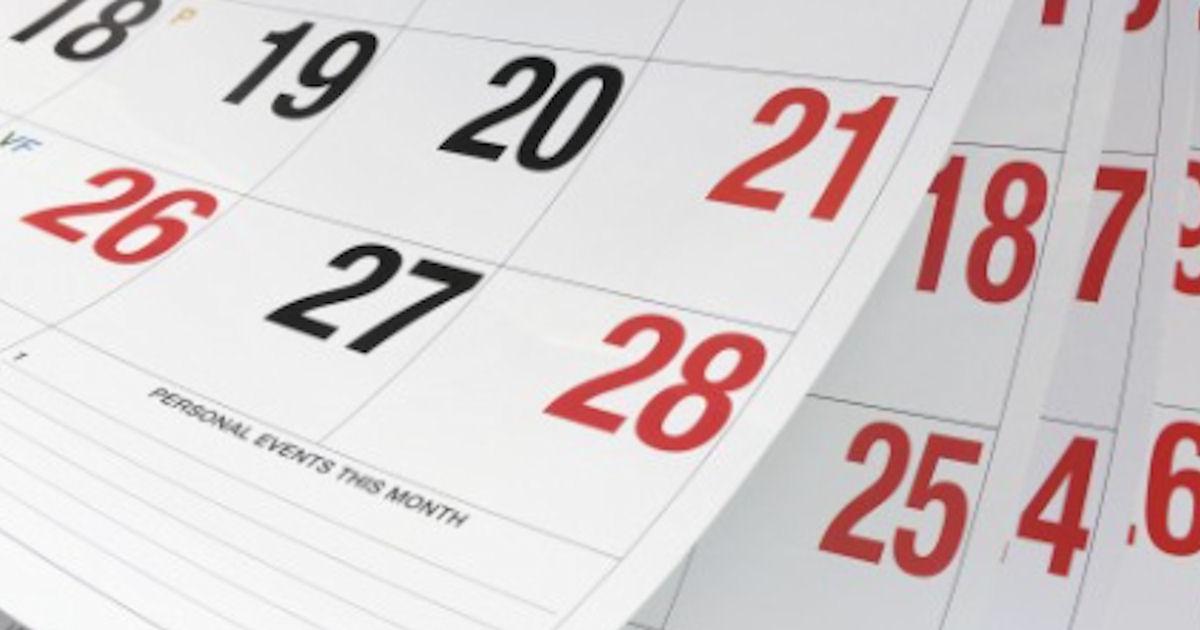 FREE 2022 Goldsteins Funeral Calendar
