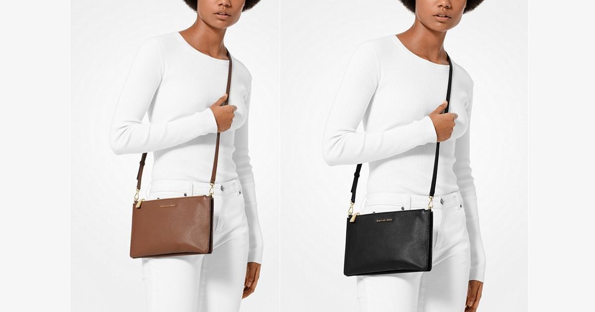 Michael Kors Pebbled Crossbody Bag