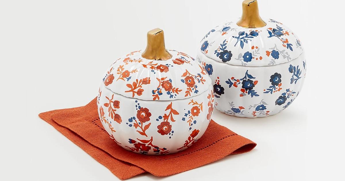 Martha Stewart Harvest Pumpkin Cocottes