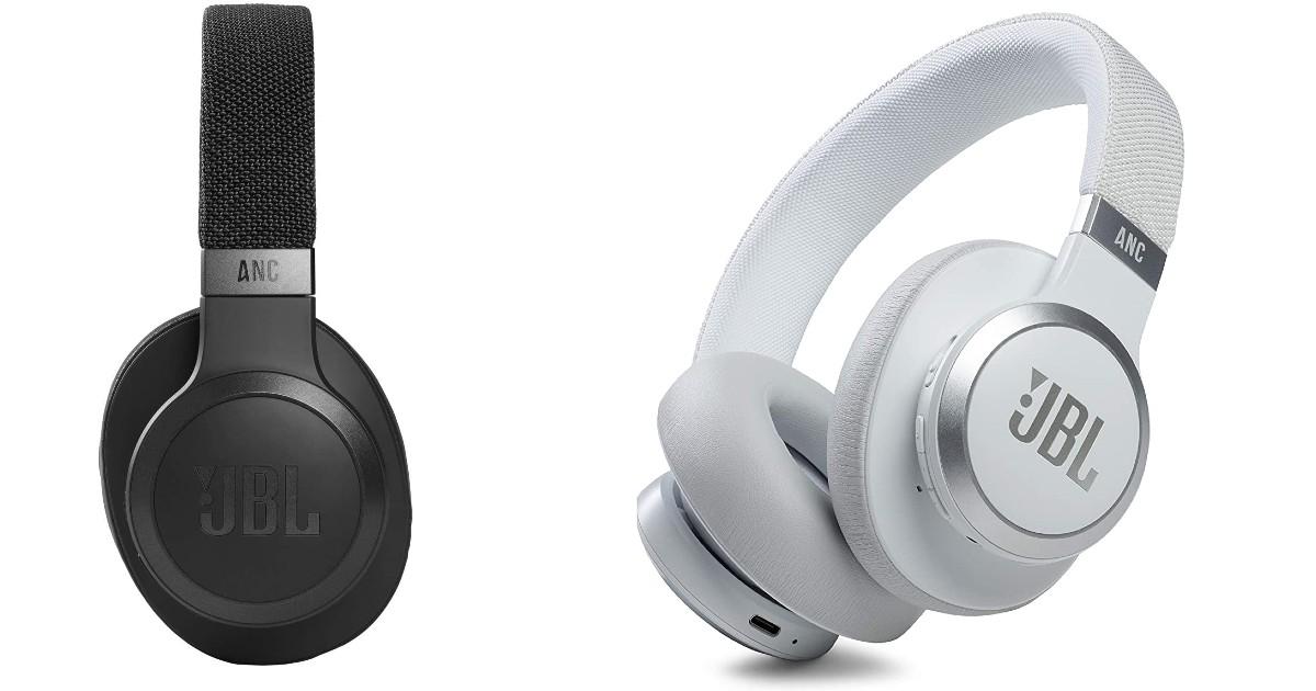 JBL Live Wireless Over-Ear Headphones ONLY $99.95 (Reg. $200)