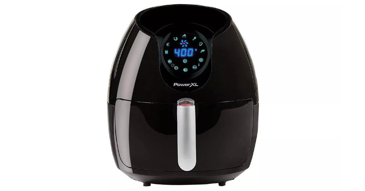 PowerXL 5-Quart Single Basket Air Fryer ONLY $69.99 (Reg. $120)