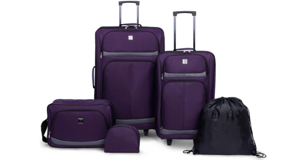 Protege 5 Piece Luggage Set ON...