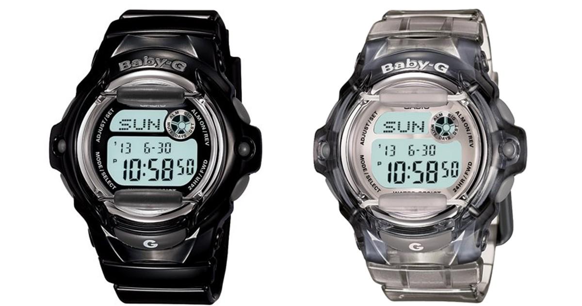 Casio Baby-G Digital Watch