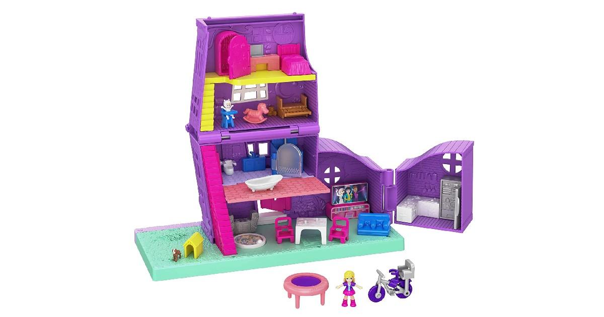 Pollyville Pocket House ONLY $9.99 (Reg. $22)