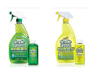 obtain a free simple green household cleaner sample pack