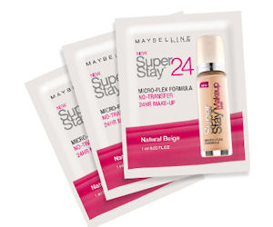 Claim a FREE Maybelline Superstay 24hr Makeup Sample - Free ...