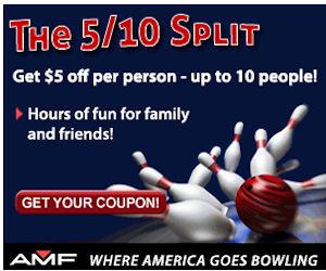 Amf bowling coupons phoenix