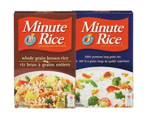 Rice coupons