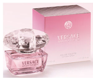Versace Bright Crystal - Free Fragrance Sample - Free Product Samples