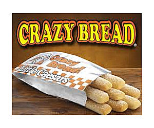 Little caesar coupons free crazy bread