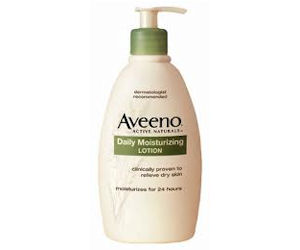 Free Aveeno Daily Moisturizing Lotion Samples