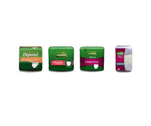 Claim Your Choice of Free Depend for Women or Men Sample Kits ...