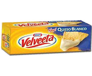 image regarding Velveeta Printable Coupon known as Velveeta - Coupon For $1 Off Velveeta Queso Blanco