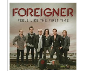 Free MP3 Download - Foreigner Feels Like The First Time - Free Stuff