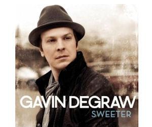 Gavin Degraw's Sweeter - Free MP3 Download - Free Stuff