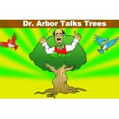 Dr. Arbor Talks Trees Poster