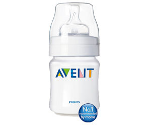 Claim a Free 4oz. Phillips Avent Baby Bottle - Free Product Samples