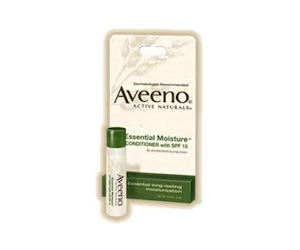 1st 10,000 - Free Aveeno Lip Conditioner Giveaway Today