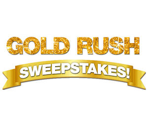 Gold rush sweepstakes entry form