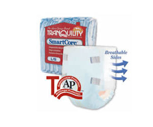 Secure a Free Tranquility SmartCore Adult Diaper Sample - Free ...