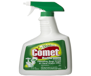 Comet   $1 Off One Bathroom Cleaner With Coupon