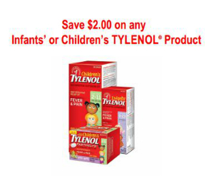 Tylenol coupons printable