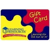 Learning Resources $5 Gift Card