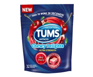 photograph regarding Tums Coupon Printable named Tums - Coupon for $1 Off Chewy Delights - Printable Coupon codes