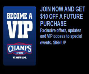 picture relating to Champs Printable Coupons referred to as Printable champs coupon - Affordable spring split vacation