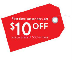 christmas tree shops coupon for 10 off any 50 purchase - Christmas Tree Shop Printable Coupon