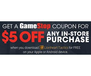Gamestop coupon codes digital download
