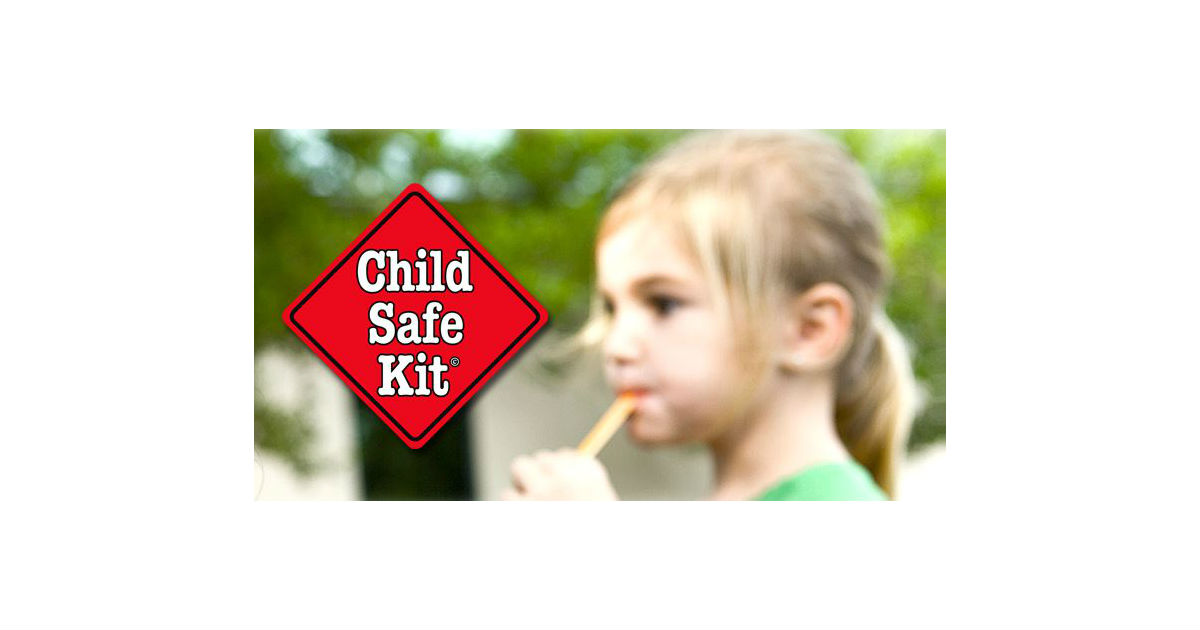 4 FREE Child Safety Kits